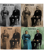 Photo Colorization Enhancement - $15.00