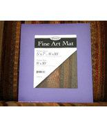 Lavendar Art Mat 8x10 for Crafts and Scrapbooking - $3.89
