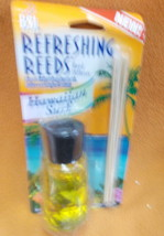 "BSI ""Hawaiian Surf"" Refreshing Reeds Reed Diffuser 1.01 Oz  UPC:87801000... - €9,11 EUR"
