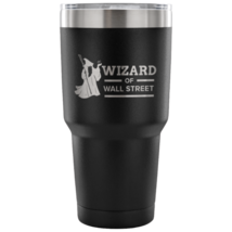 Wizard Of Wall Street Trader Gift Tumbler 30oz - $33.04