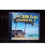 Steel Drum Island Collection Vol. 2 [Audio CD] Various Artist - $7.00