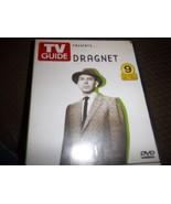 Dragnet 9 Episodes on 1 DVD [DVD] Jack Webb - $9.89