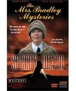 The Mrs. Bradley Mysteries - Speedy Death [DVD] (2003) Diana Rigg; Neil ... - $7.92