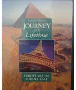 Journey of a Lifetime - Europe and the Middle East [DVD] 2002 - $8.00
