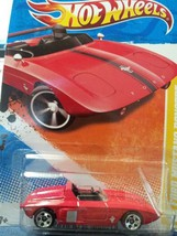 Hot Wheels 2010, '62 Ford Mustang Concept # 028/240, 2010 New Models. 1:64 Sc... - $3.95
