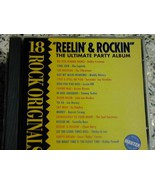 Reelin & Rockin: Ultimate Party Album [Audio CD] Bobby Freeman; The Capi... - $7.00