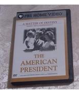 PBS The American President Vol 1: A Matter of Destiny [DVD] (2000) Kunha... - $7.00