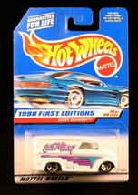 DAIRY DELIVERY * FIRST EDITIONS SERIES #10 of 40 * HOT WHEELS 1998 Basic... - $1.70
