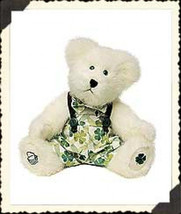 """Boyds Bears """"Lucky O'Beary"""" #94640LB- 8"""" Longaberger® Exclusive- NWT-2002-Retire - $39.99"""