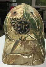 Titan's Football Camo Camouflage  Cap Men's Women's Dad Caps Hats Snapbacks - $19.55