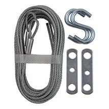 Ideal Security Inc. SK7112 Garage Door Extension Kit 2 Galvanized Steel ... - €10,93 EUR