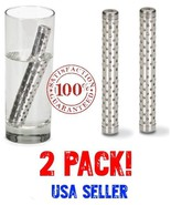 2 Pack ALKALINE Water Stick increase PH Alkalizer Ionizer Hydrogen Miner... - $12.66