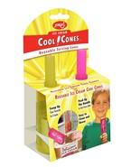 2 Pack Jokari Cool Cones Reusable Ice Cream Serving Cone Scoop Push Up P... - $6.82