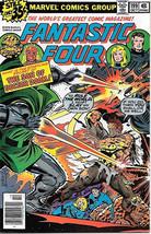 Fantastic Four Comic Book #199, Marvel Comics 1978 VERY FINE - $8.79