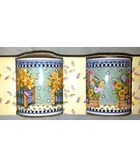 Debbie Mumm Spring Bouquet Sakura Stoneware Mug... - $53.88
