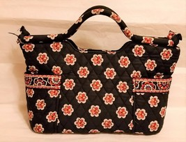 "Vera Bradley Top Handle ""Pirouette"" Quilted Handbag, Purse,  Satchel, Tote, Bag - $21.77"