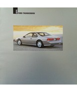 1991 Ford THUNDERBIRD sales brochure catalog US 91 LX SC Super Coupe - $8.00