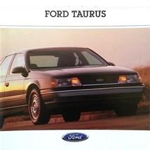 1988 Ford TAURUS sales brochure catalog US 88 LX GL MT-5 - $7.00