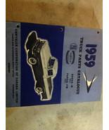 1959 Dodge Truck M FM Series Parts Catalog Catalogue Manual CDN OEM - $59.40