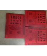 1962 DODGE PLYMOUTH FARGO P R S FP FR FS Service Shop Repair Manual SET ... - $98.13