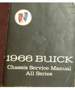 1966 GM Buick All Models Chassis Service Shop Repair Workshop Manual Bra... - $99.00