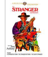 The Stranger Collection [New DVD] The Silent Stranger/Stranger in Town/Returns - $29.99