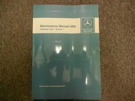 1972 1980 MERCEDES BENZ Maintenance Manual USA Passenger Cars Volume 1 O... - $122.72