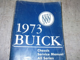 1973 Buick LESABRE REGAL RIVIERA SKYLARK CENTURY Service Repair Shop Man... - $89.05