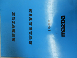 1980 Mazda Service Bulletin  Manual Oem Factory Rare Book 80 - $7.42