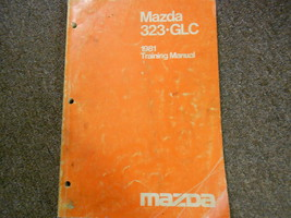1981 Mazda 323 Glc Training Service Repair Shop Manual Factory Oem Book 81 - $15.80