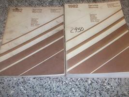 1982 Chrysler Cordoba Service Shop Repair Manual Set OEM FACTORY - $24.70