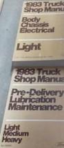 1983 Ford F-150 F100 250 350 Bronco Truck Service Shop Repair Manual Set... - $108.00