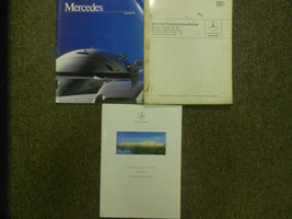 1986 1988 MERCEDES Electrical Troubleshooting Service Manual FACTORY OEM... - $39.54
