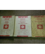 1986 DODGE OMNI PLYMOUTH HORIZON LASER RELIANT TURISIMO Service Shop Man... - $133.65