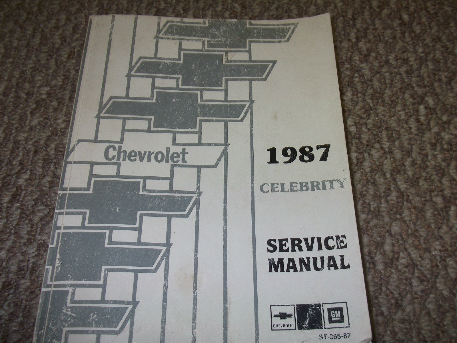 kgrhqfhj 8e9 82sfnmbptcu 8poq 60 57. kgrhqfhj 8e9 82sfnmbptcu 8poq 60 57.  1987 Chevrolet Chevy CELEBRITY Service Shop Repair Manual FACTORY 87 BOOK  OEM ...