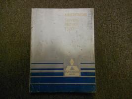 1987 Mitsubishi Mirage Service Repair Shop Manual Vol 2 Electrical Oem Book 87 - $15.83