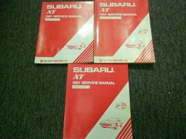 1987 Subaru XT Service Repair Shop Manual SET FACTORY OEM BOOKS 87 - $96.99