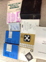 1988 FORD MUSTANG Service Shop Repair Manual SET W SPECS + EWD + MUCH MORE OEM image 2
