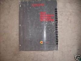 1988 Toyota Models Techincal Bulletins Manual OEM Factory Workshop Book Dealer - $80.31