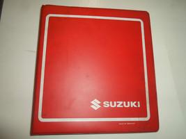 1989 1996 Suzuki Katana GSX600F GSX 600 F Service Repair Shop Manual BINDER OEM - $39.59