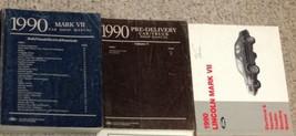 1990 Ford Lincoln MARK VII 7 Service Shop Repair Workshop Manual Set W E... - $138.60