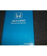 1990 HONDA ACCORD Service Shop Repair Manual OEM 90 DEALERSHIP BOOK NEW - $103.95