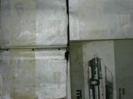 1990 Mazda Mpv Van Service Shop Repair Manual Set Factory Workshop Books Huge 90 - $14.85