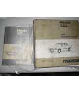 1990 Mazda 323 Service Repair Shop Manual Set FACTORY HOW TO FIX BOOKS H... - $98.98