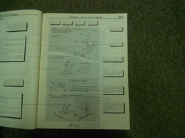 1990 MITSUBISHI Mirage Service Repair Shop Manual FACTORY OEM BOOK 90 2 ... - $26.10