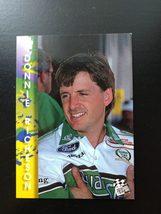 1994 Press Pass Donnie Richeson Quaker State Ford Brett Bodine Card #104... - $2.50