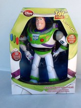 DISNEY TOY STORY 3 Talking BUZZ LIGHTYEAR Action Figure 12 Worldwide Ships - $59.37