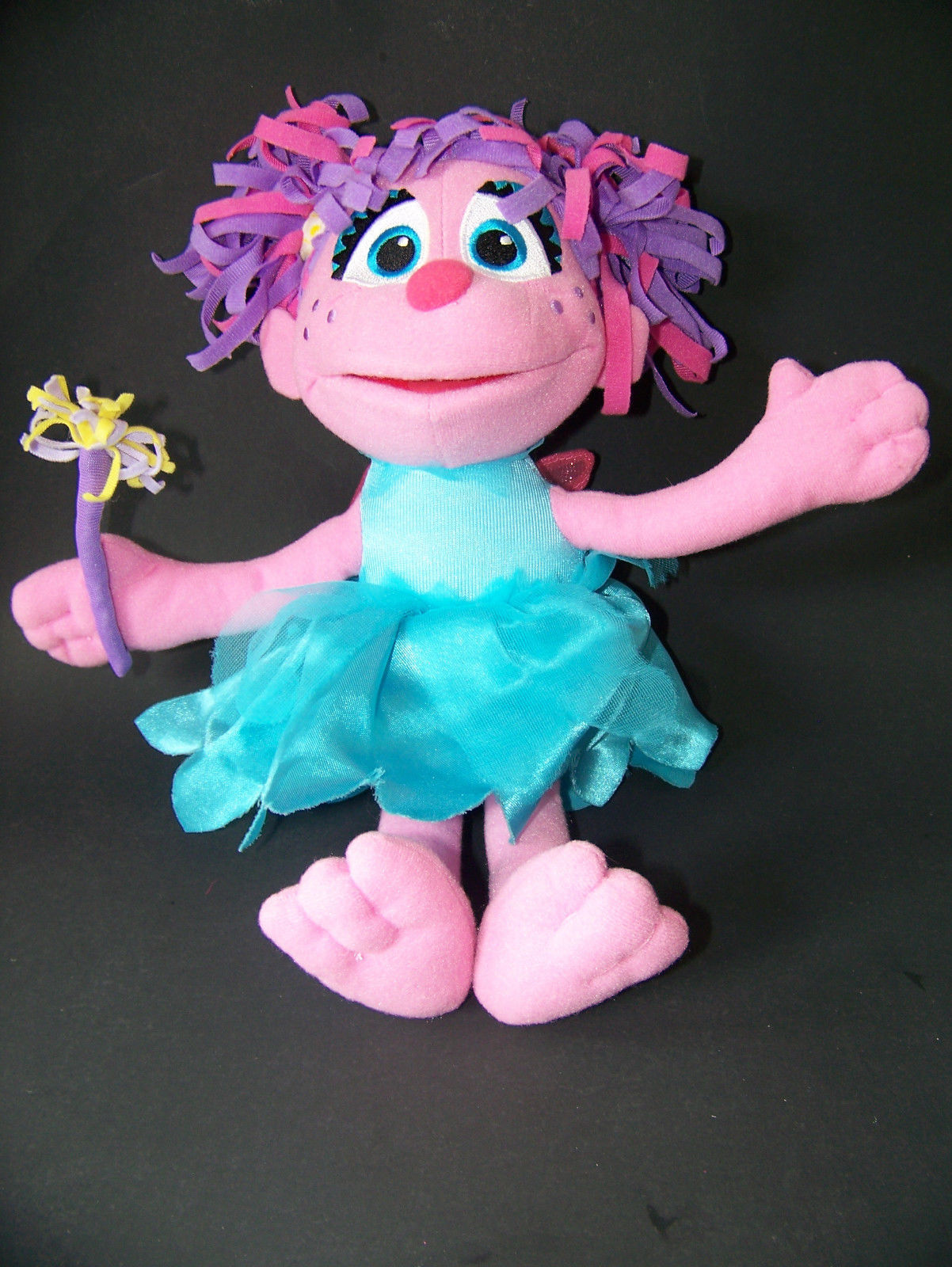 Abby Cadabby Sesame Street Plush Doll Fairy And 38 Similar Items