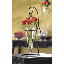 6 Black Candelabra Flower Votive Candleholder Wedding Centerpieces - $77.22