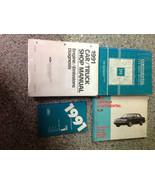 1991 Lincoln Continental Service Shop Manual Set W EVTM SPECS + EMISSION... - $79.20